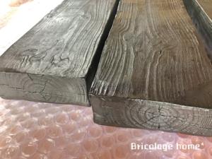 人工木材エコウッドと枕木