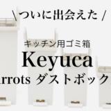 Keyuca キッチン用ゴミ箱・arrotsダストボックス