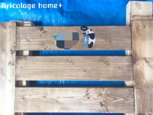 1×4を使ったのパーテーション(仕切り)の作り方